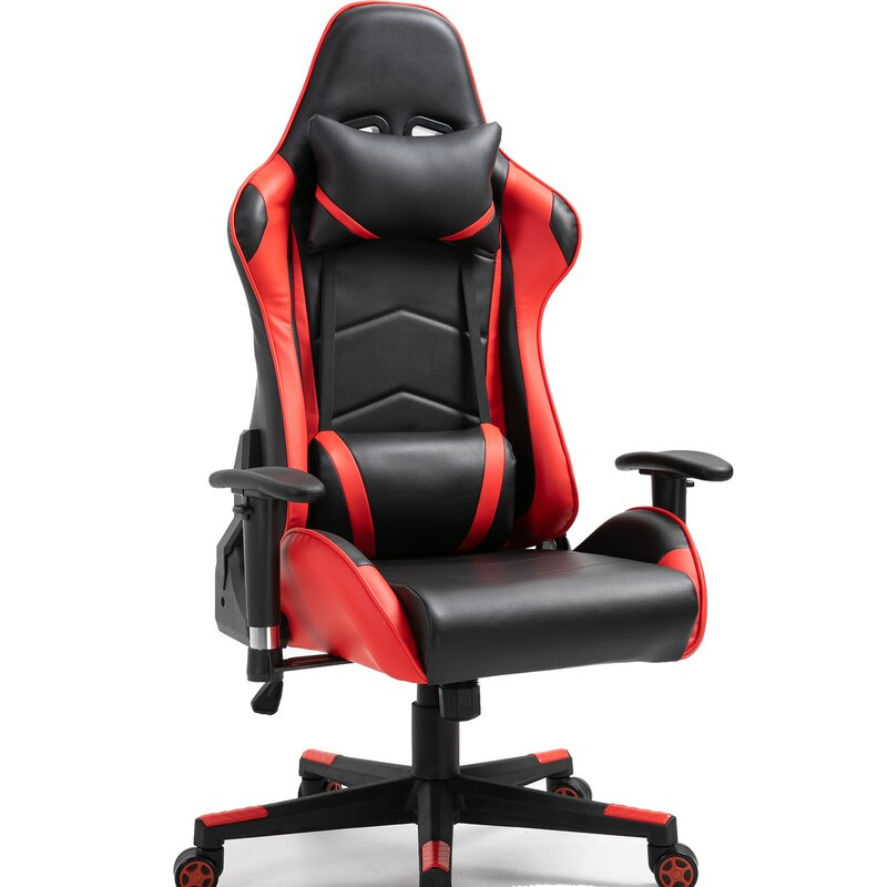 Inbox Zero Pc And Racing Game Chair Reviews Wayfair
