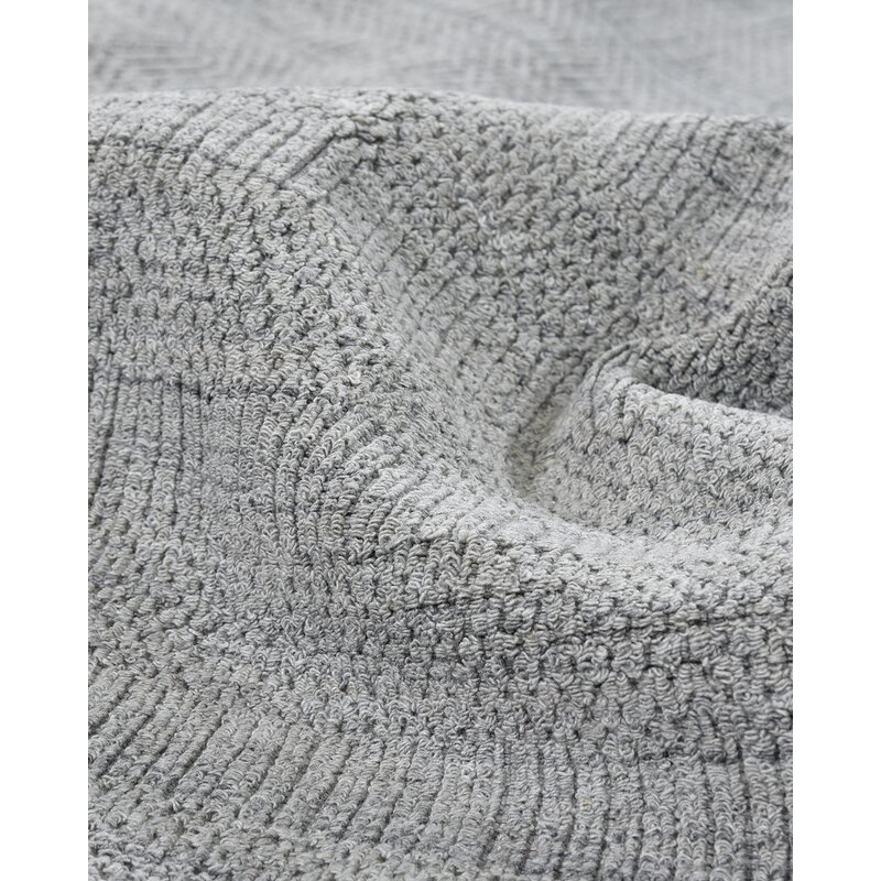 Solo Rugs Olivia Hand Knotted Wool Nt Gray Rug Wayfair