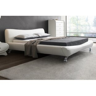 Amsterdam Upholstered Platform Bed by Orren Ellis
