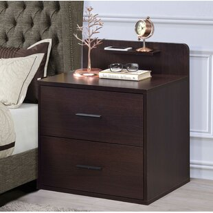 Check Prices Tilford 2 Drawer Nightstand by Latitude Run