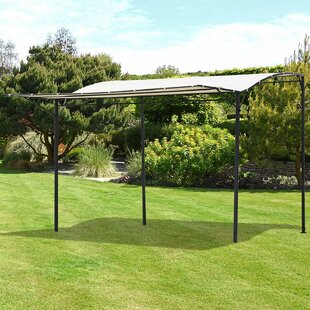 Samual 3m X 2.5m Steel Pop-Up Gazebo By Sol 72 Outdoor