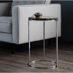 Sunpan Modern Moncasa End Table