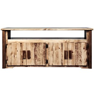 Shop for Homestead TV Stand for TVs up to 58 by Montana Woodworks® Reviews (2019) & Buyer's Guide