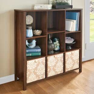 Check Prices Premium Adjustable 9-Cube Unit Bookcase By ClosetMaid