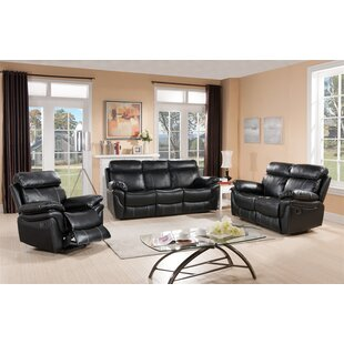 Best Reviews Blakney Reclining Configurable Living Room Set by Red Barrel Studio Reviews (2019) & Buyer's Guide