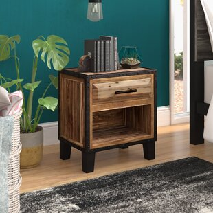 Harrah's 1 Drawer Nightstand