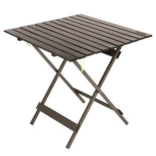 Tabor Folding Aluminum Side Table by Freeport Park Design