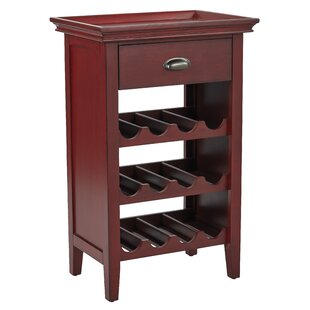 Portofino 12 Bottle Floor Wine Bottle Rack by Inspired by Bassett