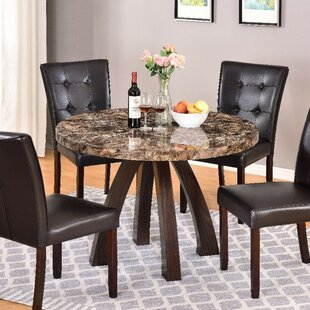 Fossil 5 Piece Dining Set by Global Tradi..