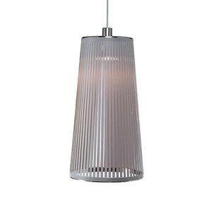 Pablo Designs Solis 1-Light Cone Pendant
