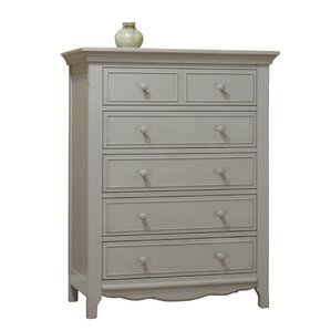 Ravenna 5 Drawer Chest by Lusso
