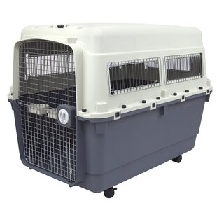 XXXL Premium Plastic Dog Pet Crate/Carrier by Kennels Direct