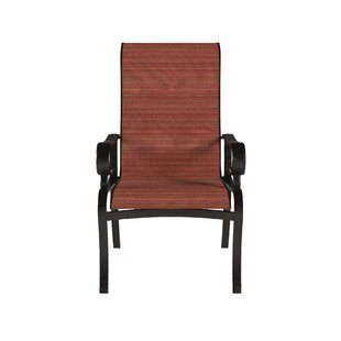 Carder Patio Dining Chair (Set of 2)