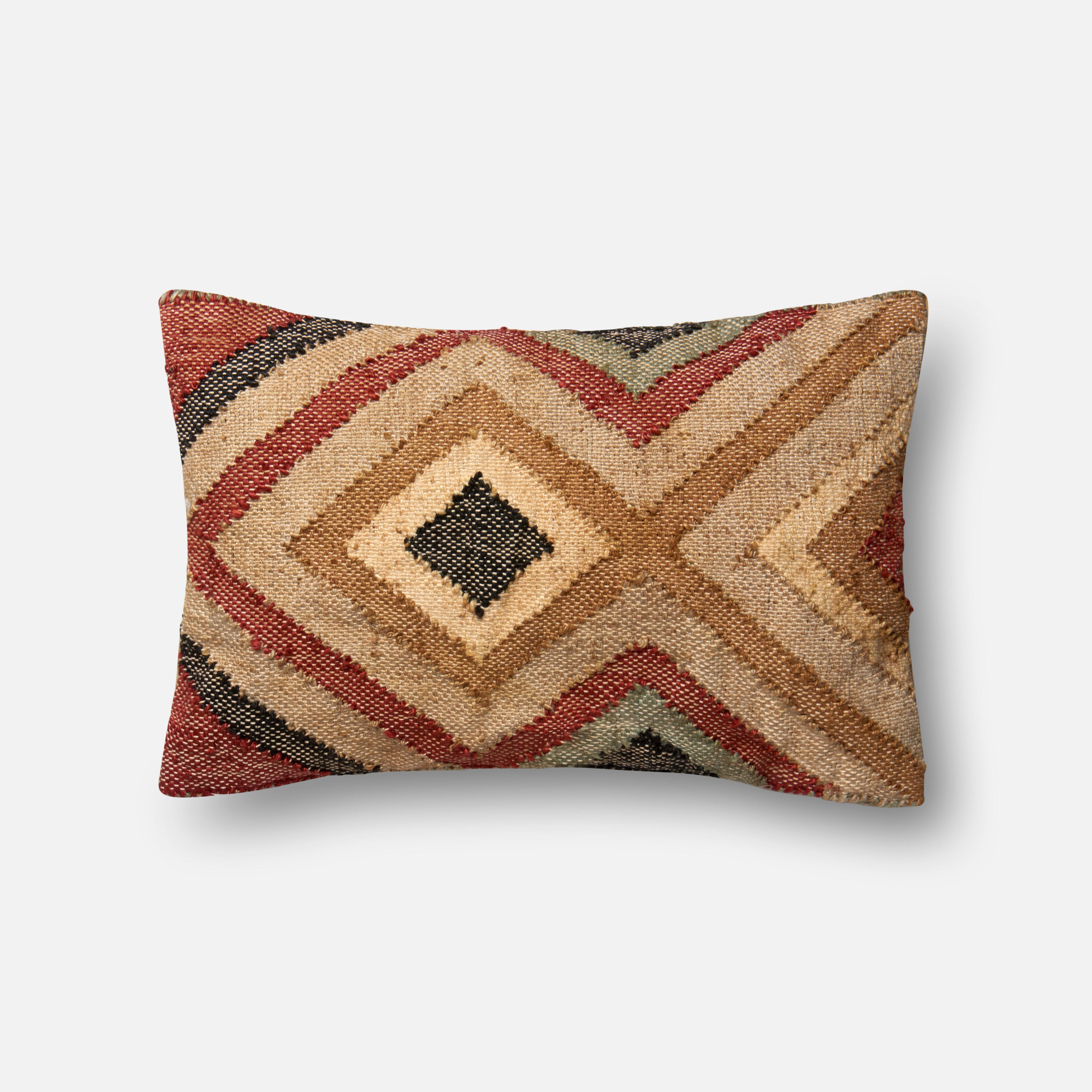 Ed Ellen Degeneres Crafted By Loloi Lumbar Pillow Wayfair