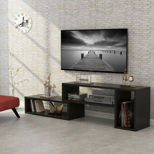 Affordable Price Bartels TV Stand for TVs up to 65 by Ivy Bronx Reviews (2019) & Buyer's Guide