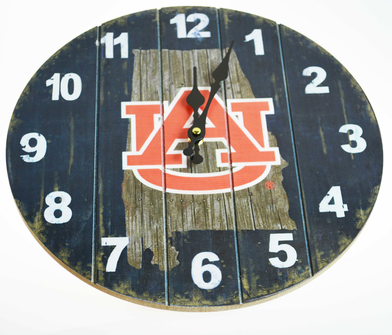 NCAA East Carolina University Chrome Double Ring Neon Clock 14