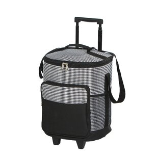 30 Can Dash Rolling Picnic Cooler by Picnic Plus Modern