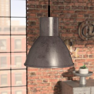 Cardwell 1-Light LED Dome Pendant by Trent Austin Design