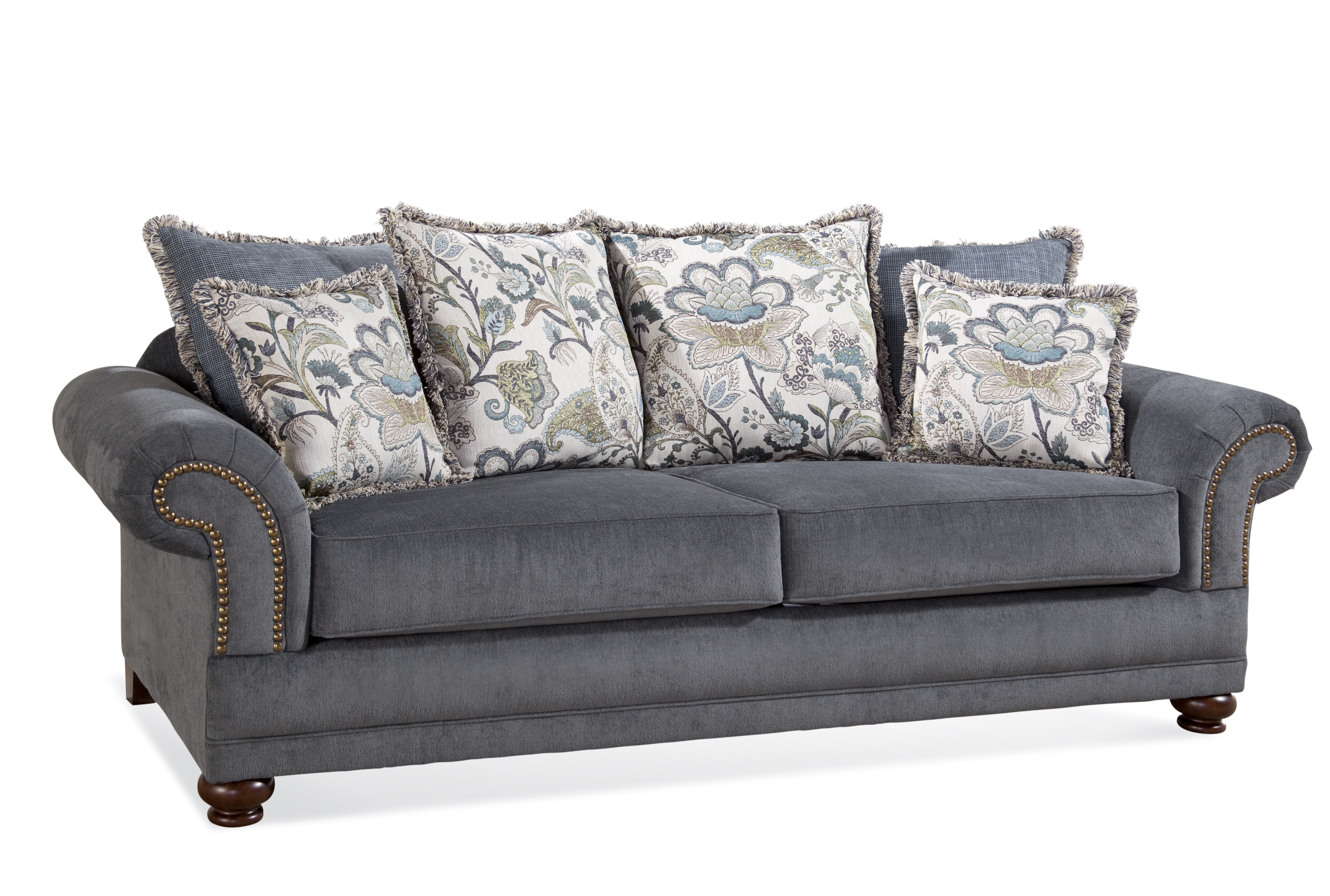 Darby Home Co 96 Rolled Arms Sofa