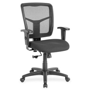 Lorell Managerial Mid-Back Mesh Desk Chair