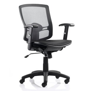 Palma High Back Mesh Desk Chair With Lumbar Support
