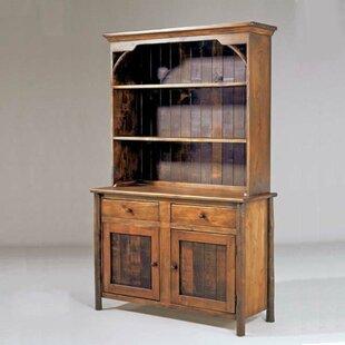 Berea China Cabinet Top by Flat Rock Furniture