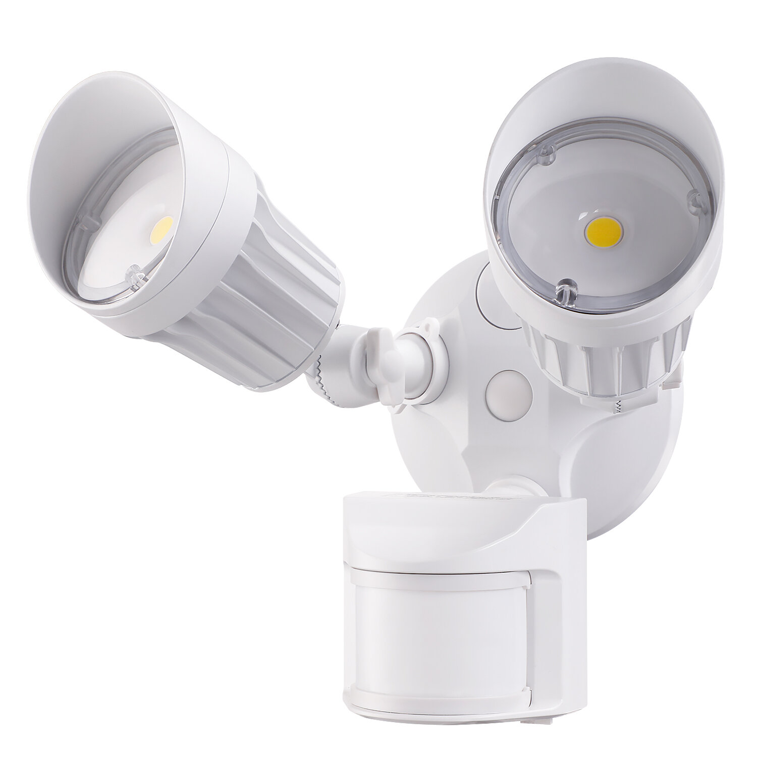 20 W Led Dusk To Dawn Outdoor Security Flood Light With Motion Sensor