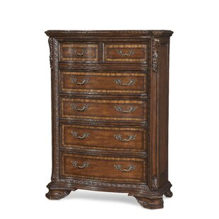 Brussels 6 Drawer Chest