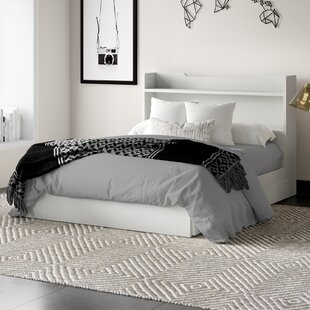 Massie Storage Platform Bed by Mercury Row No Copoun