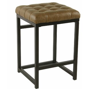 Guthrie Metal 24 Bar Stool by Union Rustic