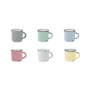 Tinware Espresso Mug (Set of 6)