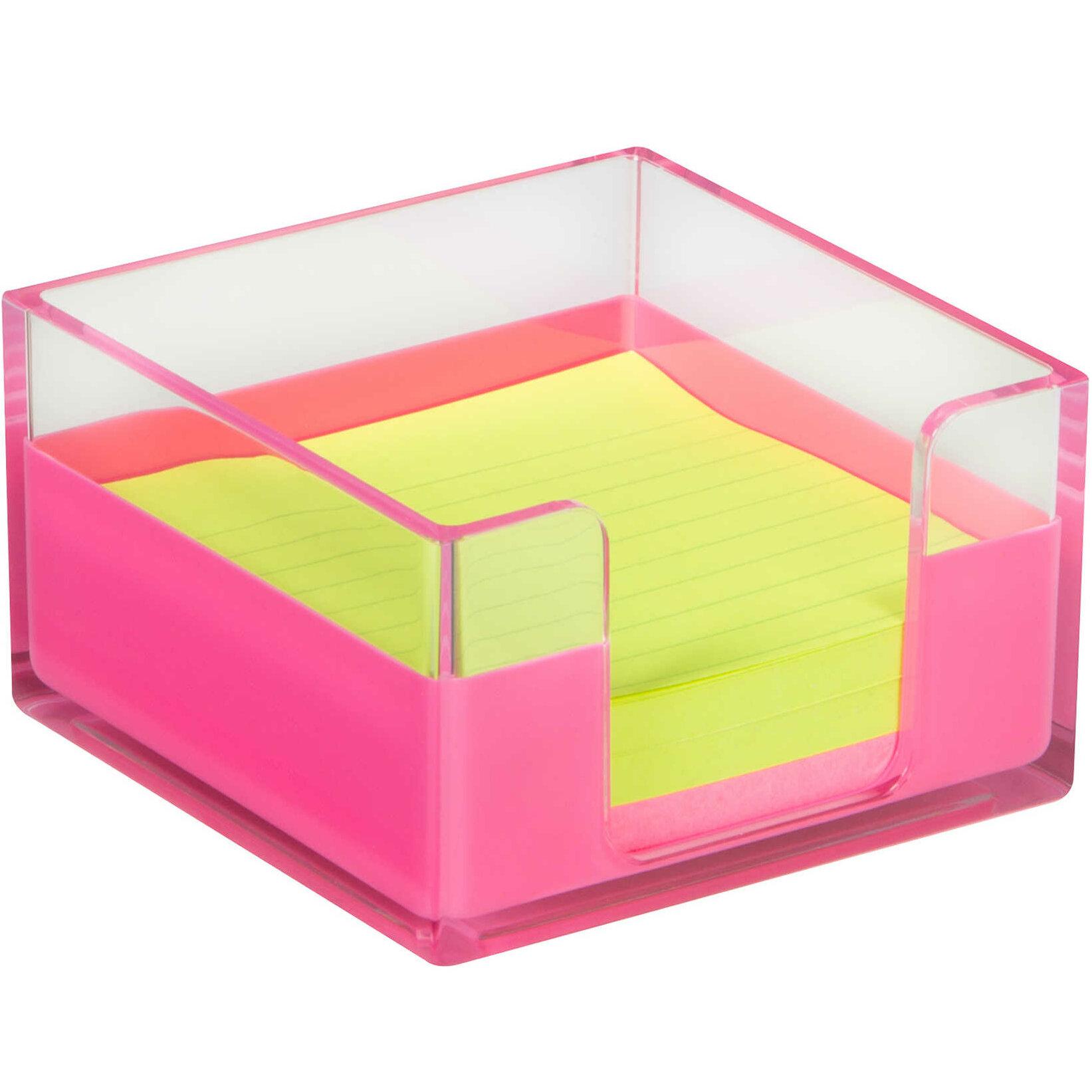 HomeCrate Desk Organizer Memo Tray | Wayfair