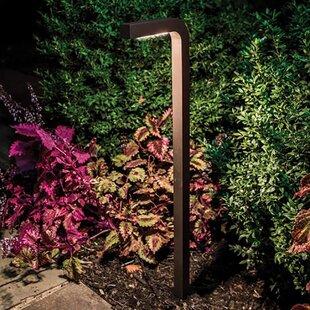 Buy clear Balance 1 Light LED Pathway Light By WAC Lighting