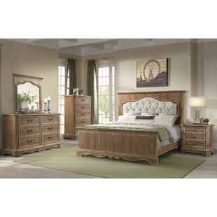 Elena Panel Configurable Bedroom Set