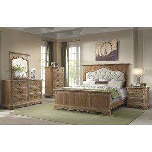 Elena Bedroom Set Ashley Furniture | Wayfair