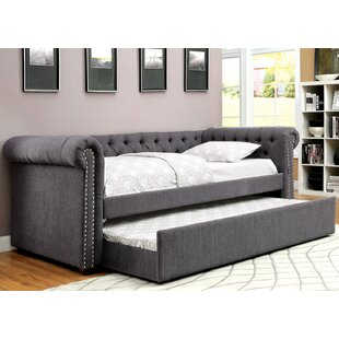 Leona Daybed with Trundle by A..