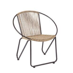 Mizpah Garden Chair By Bay Isle Home