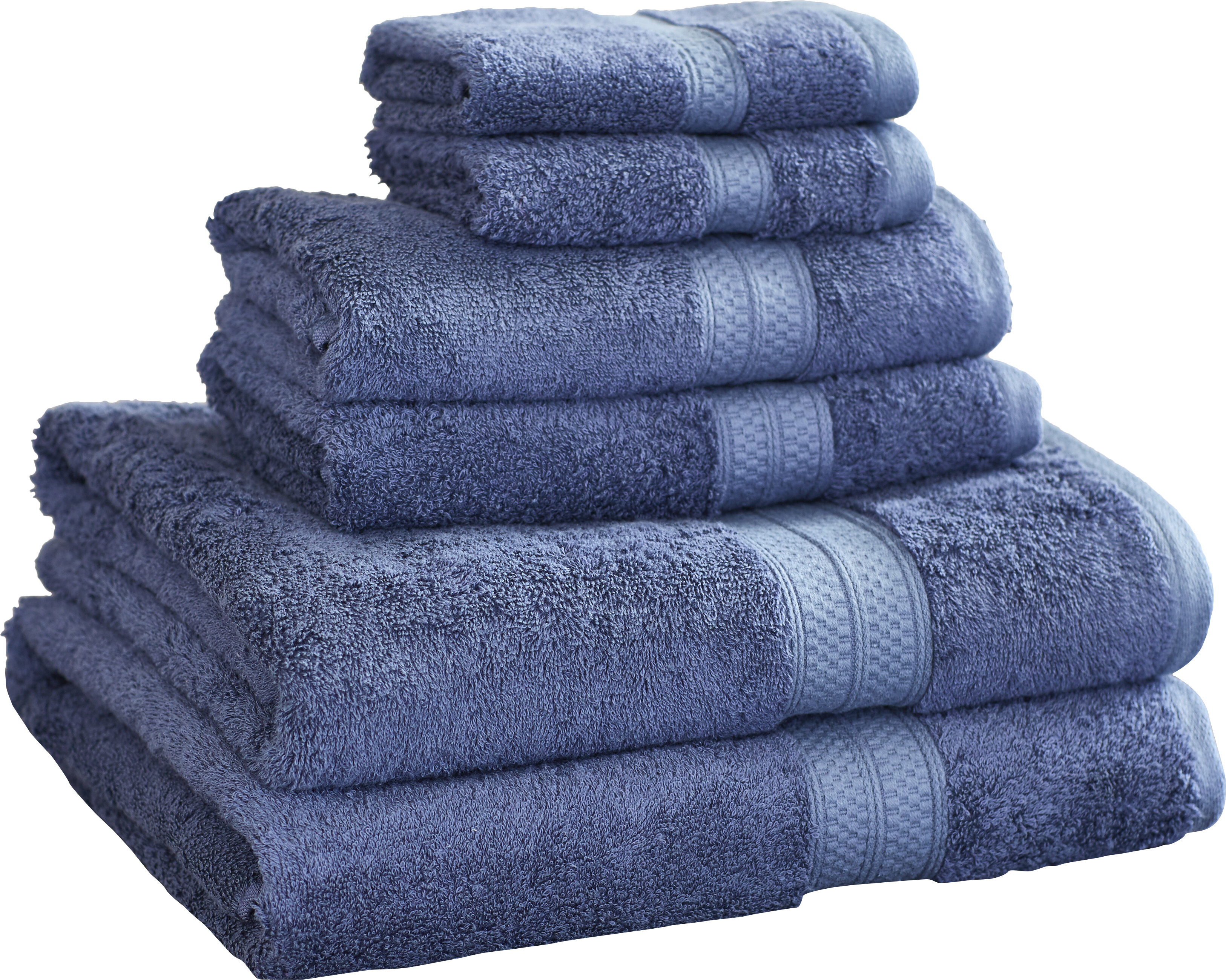 3a531626782d Superior 6 Piece Rayon from Bamboo Towel Set   Reviews
