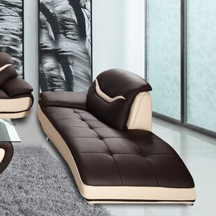 Shopping for Danes Chaise Lounge by Orren Ellis Reviews (2019) & Buyer's Guide