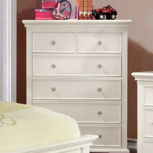 Harriet Bee Carnaff 6 Drawer Chest