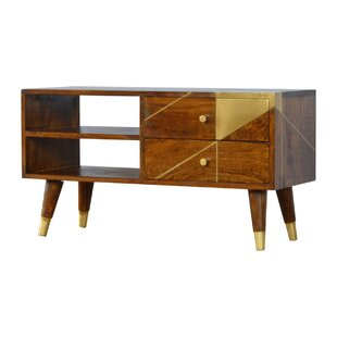 Reanna Solid Wood TV Stand For TVs Up To 32