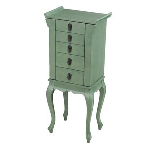 August Grove Bryant Free Standing Jewelry Armoire
