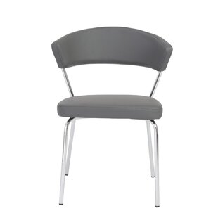Bielecki Upholstered Dining Chair (Set of 2) Orren Ellis