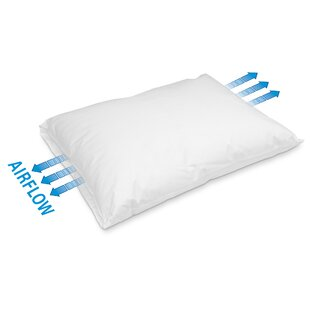 Alwyn Home Breathable Waterproof Polyfill Pillow (Set of 2)