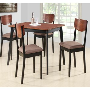 Sean 5 Piece Dining Set by Zipcode Design