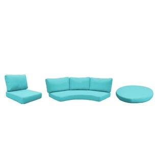 17 Inch Round Chair Cushion Wayfair