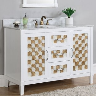 48 Single Sink Bathroom Vanity Set by InFurniture