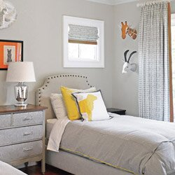 Recreate The Look Of This Inviting Guest Room From The Pages Of This Old  House Magazine With Decor Picks And Decorating Tips.