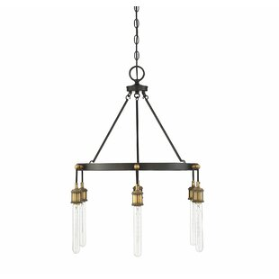 Wuest 6-Light LED Chandelier by Gracie Oaks