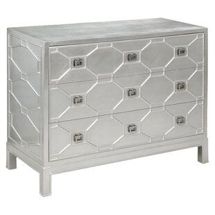 Romanowski 3 Drawer Accent Chest by Willa Arlo Interiors